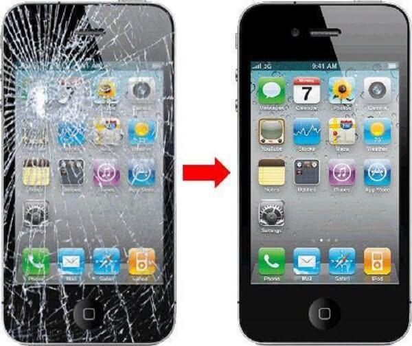 Ép kính là gì? Khi nào ép kính, khi nào cần thay bộ màn hình?