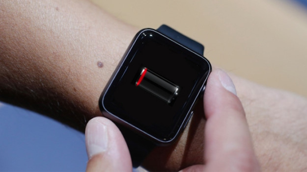 Image result for watch apple pin yếu